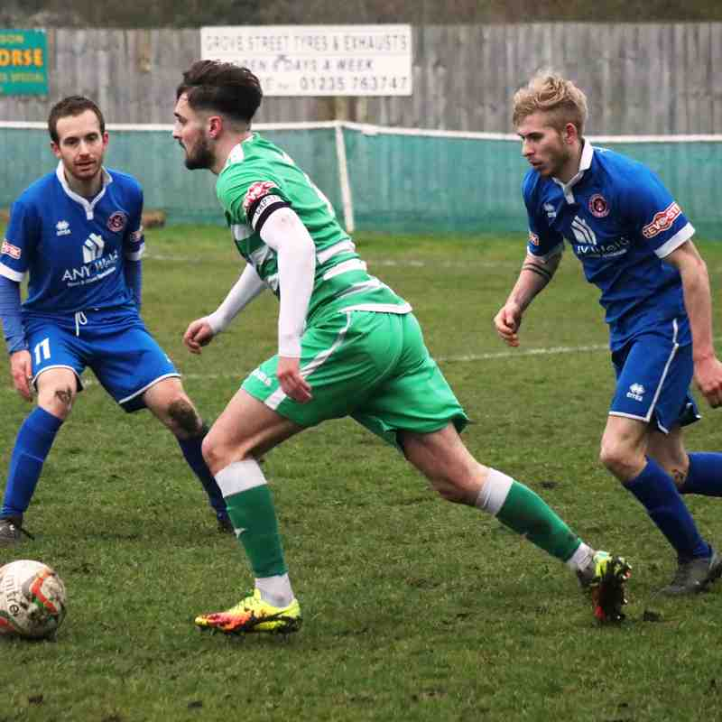 Wantage Town v Barnstaple 11 Feb 17