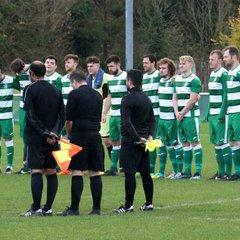 Wantage Town FC v Ascot