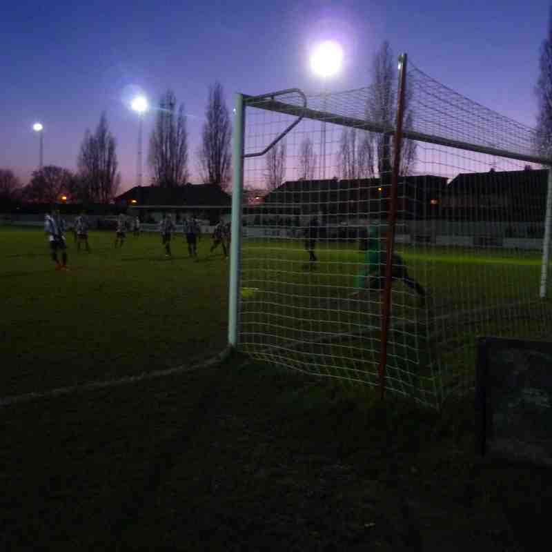 Home v Bowers & Pitsea Jan 14th 2017