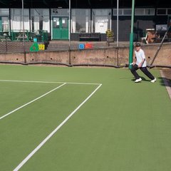 Friday Morning Social Tennis