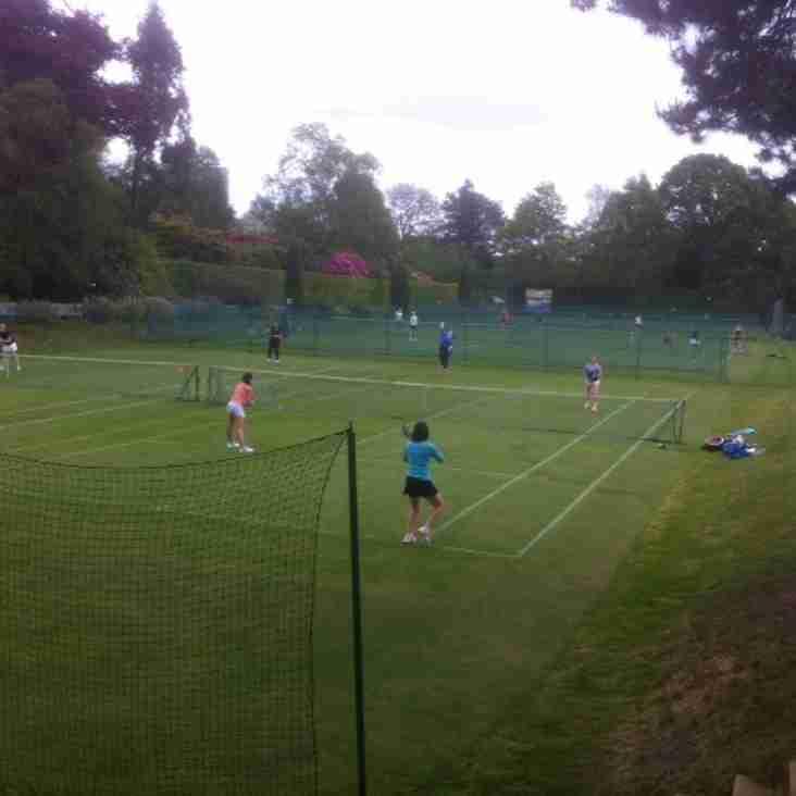 EALTS St Patrick's Mixed Doubles