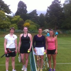 Ladies Doubles 2015