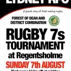 Support REIGNING CHAMPIONS Newent RFC in Rugby 7's