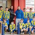Under 14s Juniors lose to Yatton Athletic 8 - 2