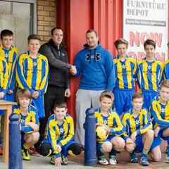 Kewstoke Juniors U14 v Isle of Wedmore U14