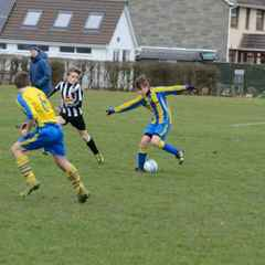 Kewstoke Juniors U14 v Portishead Town Youth 23/2/14