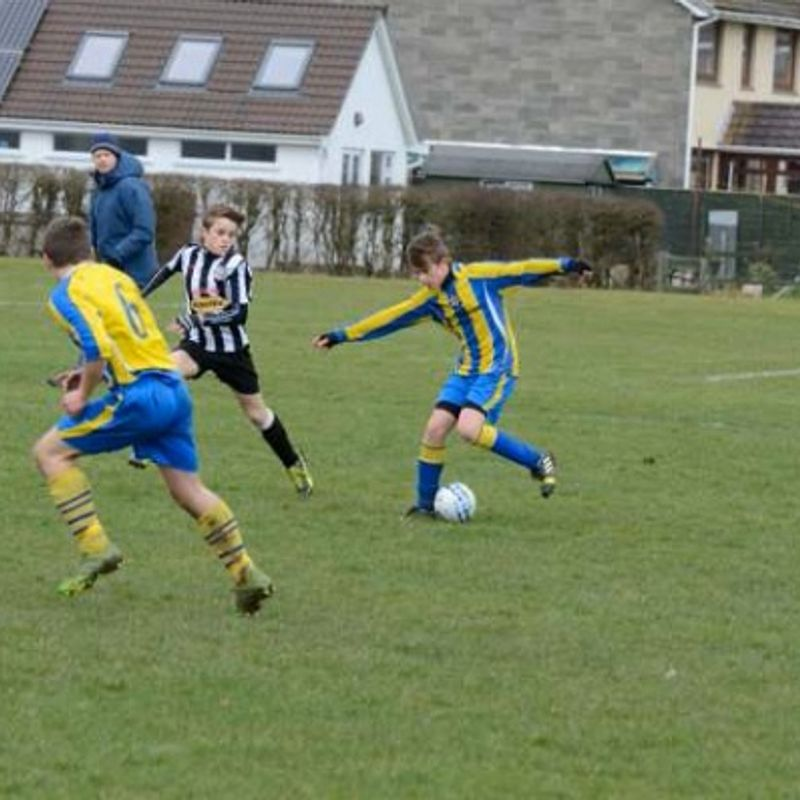 Kewstoke Juniors U14 v Portishead Town Youth 23/2/14
