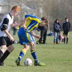 Kewstoke Juniors U14 v Cheddar Valley Dynamos 9/3/14