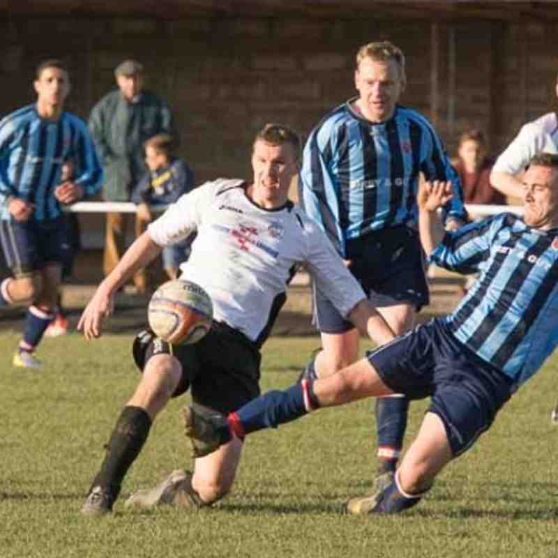 Portishead Town v Warminster Town 15/3/14