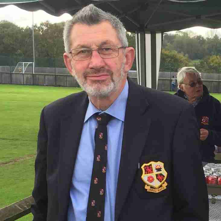 Graham Winstanley Lancashire RFU Volunteer Award