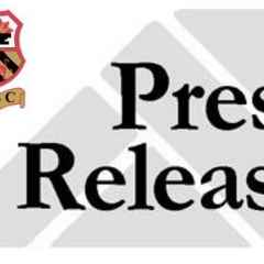 Press Release Monday 08:30 1st February 2016