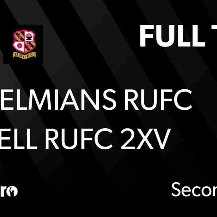 Orrell RUFC March into Semi Final