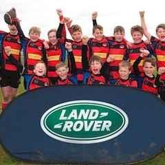 BOAR U12 win Land Rover Cup