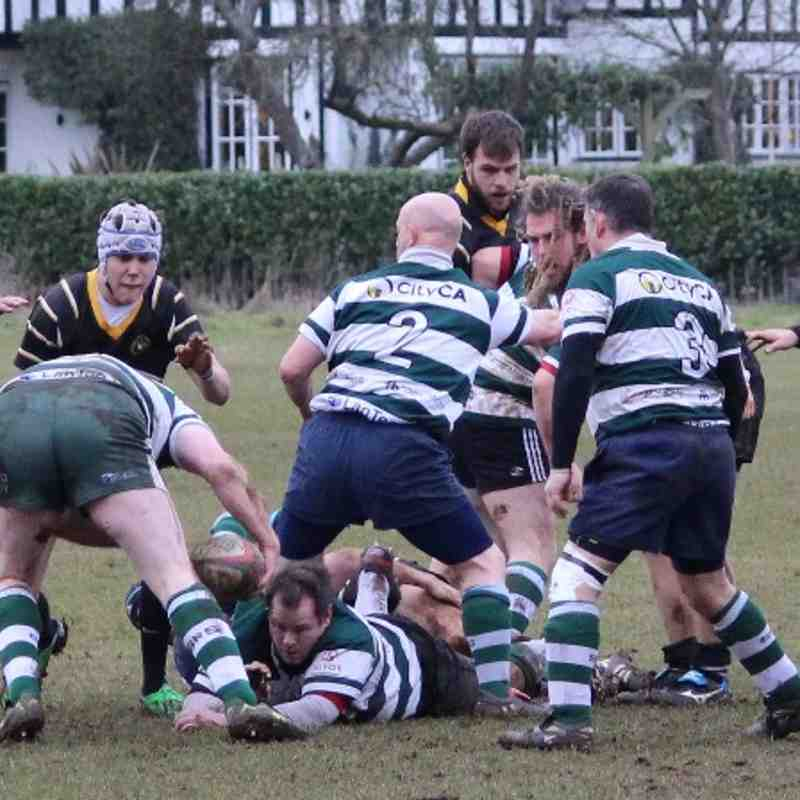 Marlow III vs Reading Rhinos 7th Feb 2015