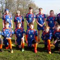 Under 13's lose to Thornhill Trojans 8 - 18
