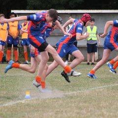 U15's v Sherwood Wolf Hunt
