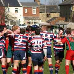 Vikings V Rooters 7may 2007