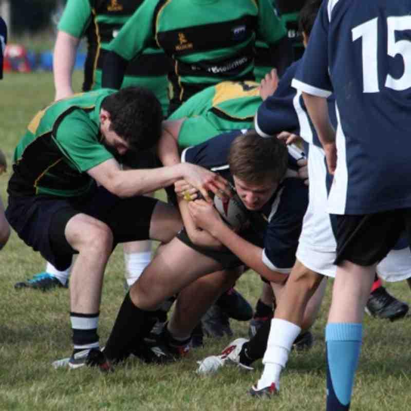 U15's vs Welland