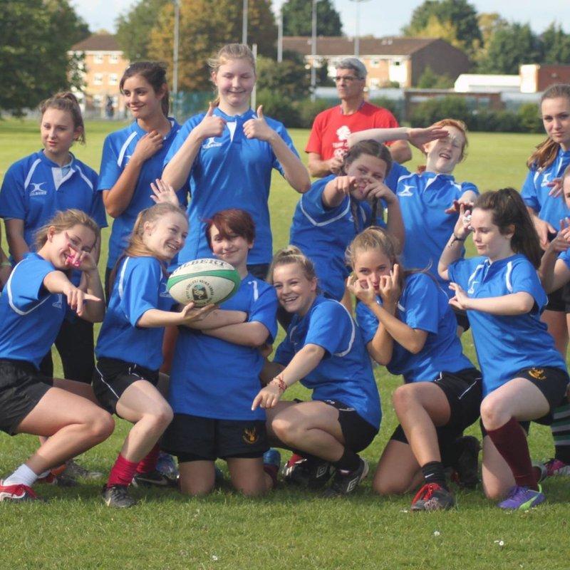 Baby Belles U15 beat Ampthill 46 - 35