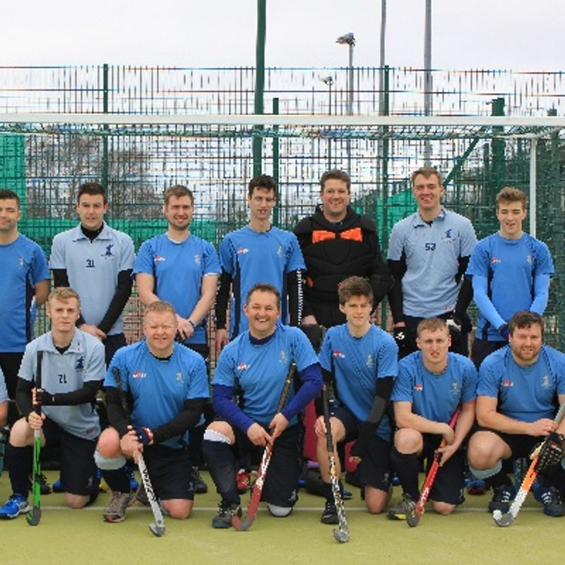 Mens 3rd Team lose to Jesmond PC 2nds 4 - 0