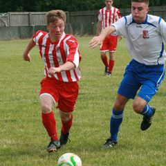 Woodford United v Brackley Sports 11th July 2015 Pre Season Friendly