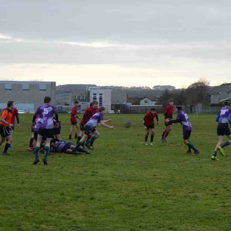 Granite City vs Mackie U15s 3rd December 2017