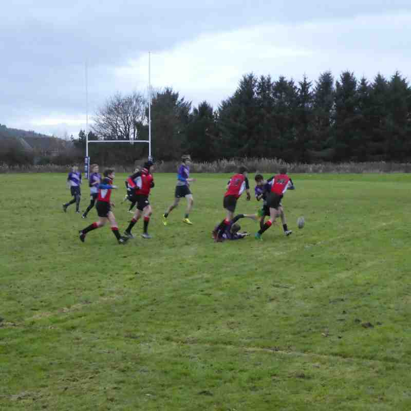 Granite City vs Mackie U14 3rd December 2017