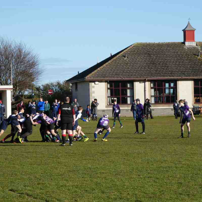 Madras vs Granite City U14 4th February 2018