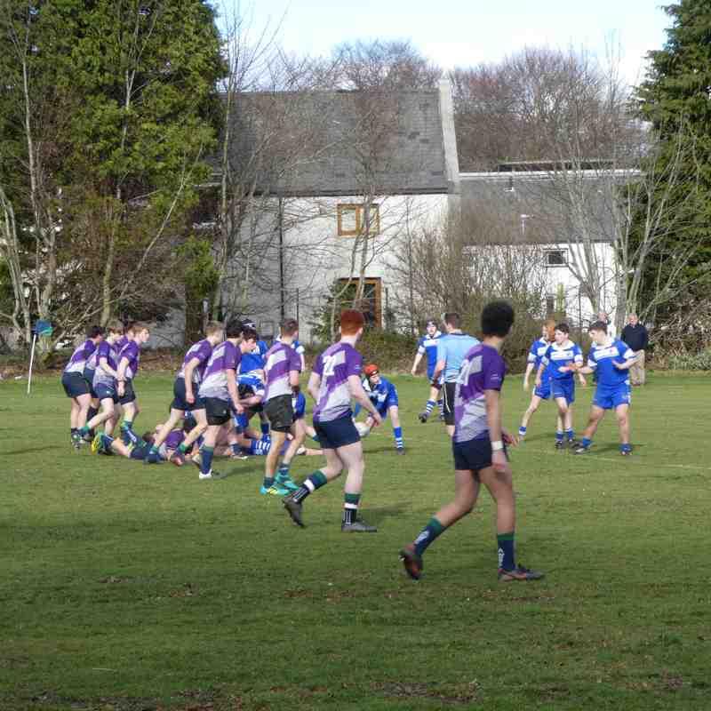Granite City U16 vs Dunfermline U16 3rd March 2019