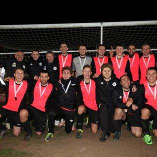 Blidworth Welfare FC 5 vs 0 AOFC