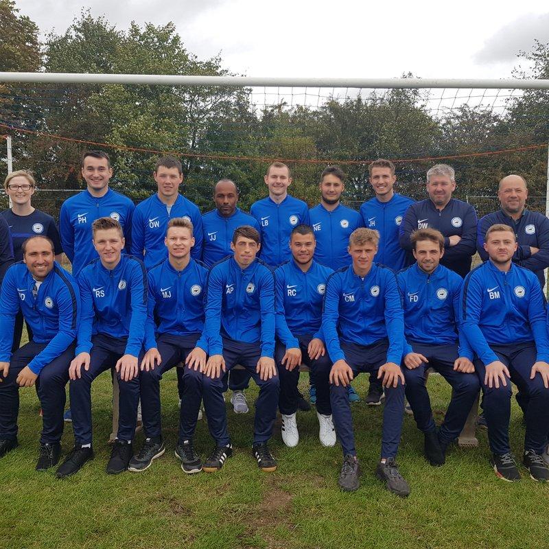 AOFC First Team 2018/19 Season
