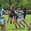 INCONSISTENT U16's LOSE OUT TO PANTHERS IN INTRIGUING CUP TIE
