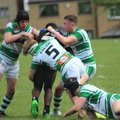 IMPROVED U16's SUFFER CLOSE DEFEAT AT HANDS OF HUNSLET