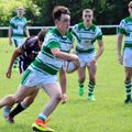 DETERMINED U16's INCH PAST LINDLEY IN TENSE WIN