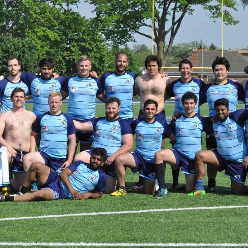 Blues Men v Belleville, May 2018 part V