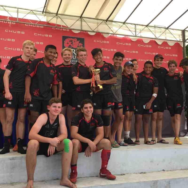 U14s TRC CHUBB Cup 2016