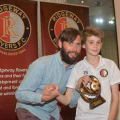 Ridgeway Rovers Awards Night 2016