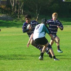 Rodillians vs Scarborough (18/10/2009)