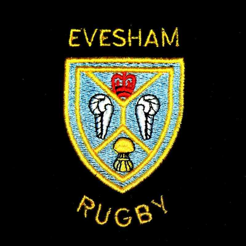 Evesham U12,s v Stow 10-11-17