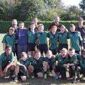 Under 13s lose to Parisis RC M14