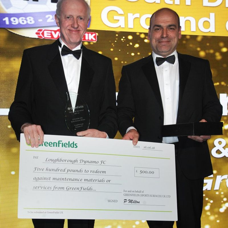 Dynamo Success at Annual Awards