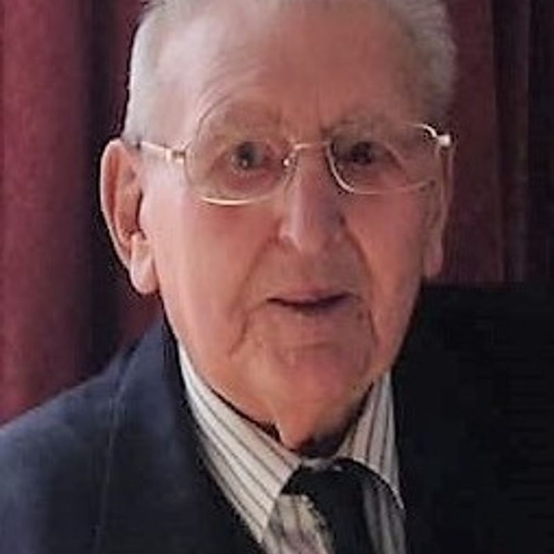 In Memoriam Reg Dalley - Funeral arrangements