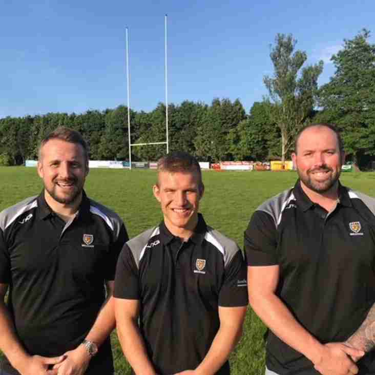 Brixham RFC news - new coaching team for Crusaders announced
