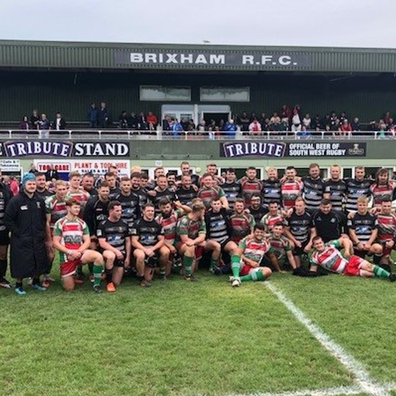 Fishermen given a quality rugby display by the Steelmen in pre-season run out!