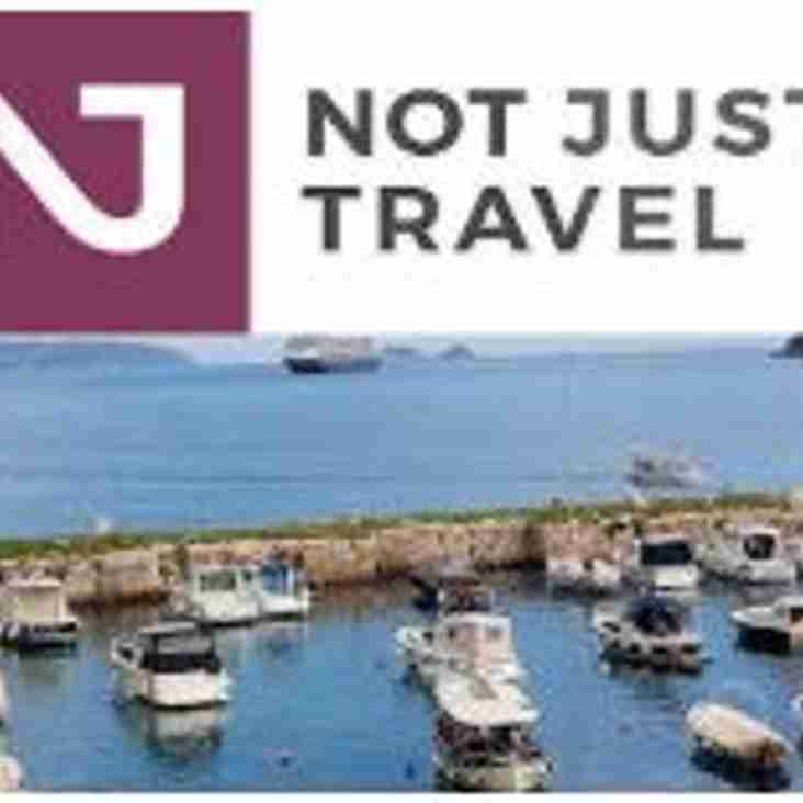 Brixham RFC and Not Just Travel - Fantastic October Deals From NJT for BRFC Members