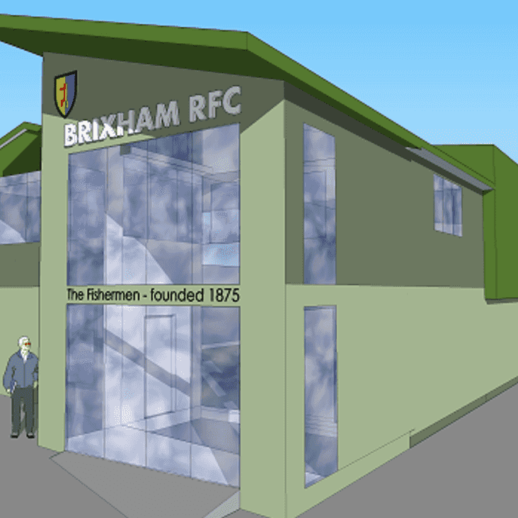 Progress for new clubhouse facilities - Phase 1 approval moves to final stages