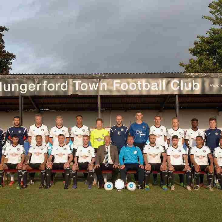 Hungerford Town 0 - Poole Town 1