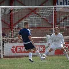 Garyn scores 4 against Didcot