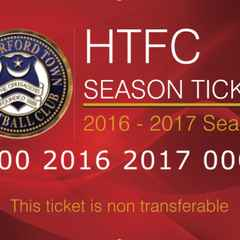 The Crusaders Season tickets