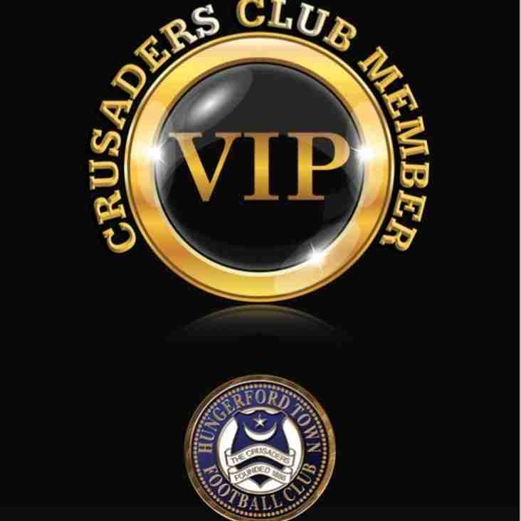 Crusaders VIP Boardroom Dress Code for 2016/17